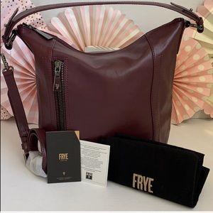 NEW Frye Lena Leather Hobo Bag 💼
